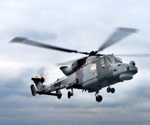 Leonardo Helicopters wins U.K. military support deal