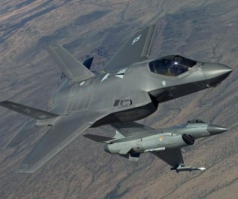 Department of Defense awards contract for 240 F-35 Lightning II planes