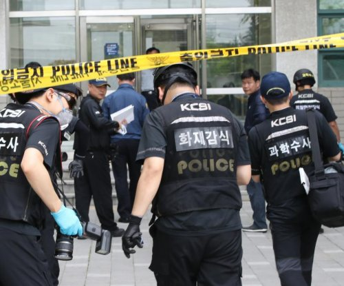 Pressure cooker bomb injures South Korea university professor