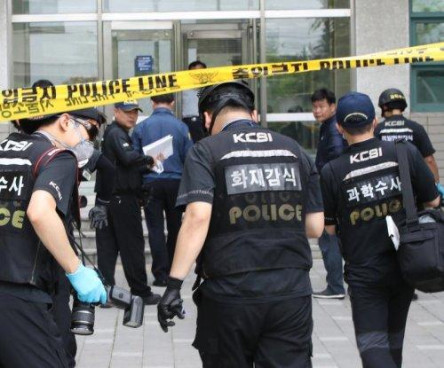 Pressure cooker bomb injures South Korea university professor