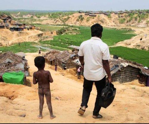 Rohingya refugee doctor flees Myanmar with critical supplies
