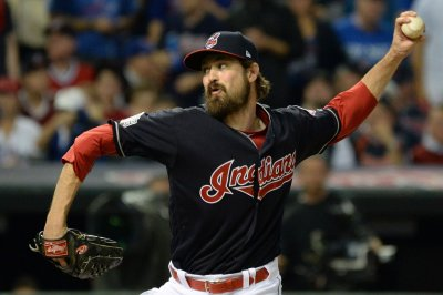 Cleveland Indians shut down Detroit Tigers
