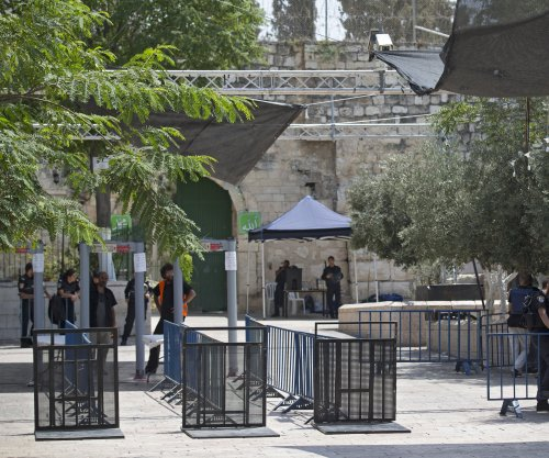 Israel installs security cameras at Temple Mount entrance