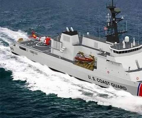 Saab supplying radar to U.S. Coast Guard