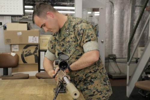U.S. Marines' new Mk13 Mod 7 rifle is fully operational