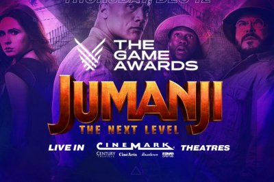 The Game Awards to air live in select theaters
