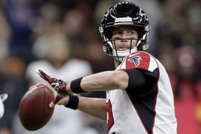 Falcons beat Panthers, look to salvage season