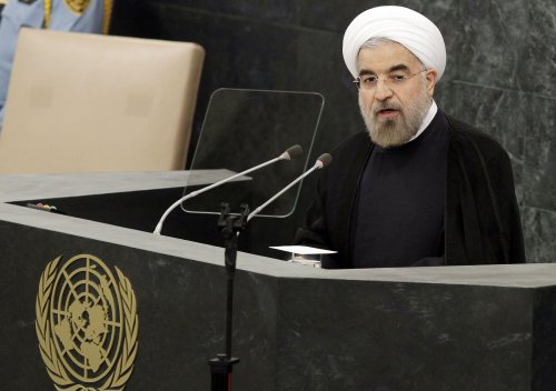 Outside View: Iran: The myth of moderation