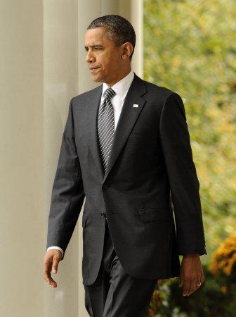 Obama visits Leno's show