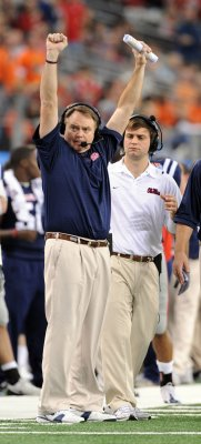 Nutt won't return as Ole Miss coach