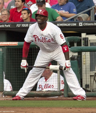 Phillies lose Ryan Howard to torn meniscus, out 6-8 weeks