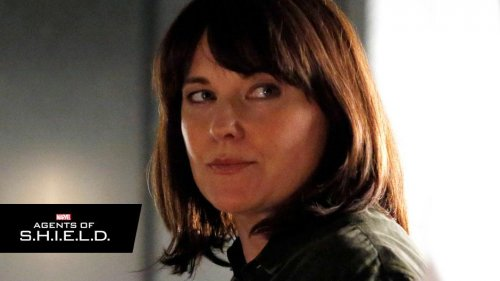 Lucy Lawless stars in new photo from 'Agents of S.H.I.E.L.D.'