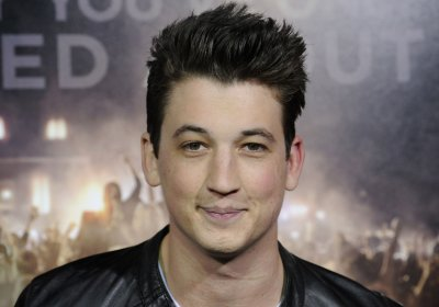 Miles Teller talks dramatic drummer role in 'Whiplash'