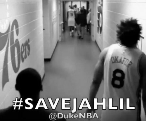 Duke fan creates #SaveJahlil Okafor video