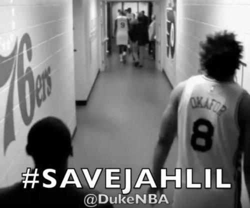 Duke fan creates #SaveJahlil Okafor video