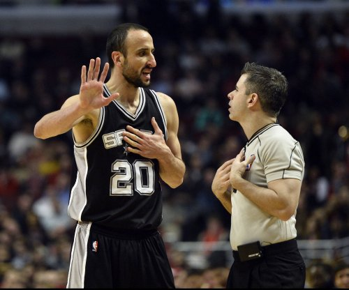 San Antonio Spurs' Manu Ginobili might return Saturday