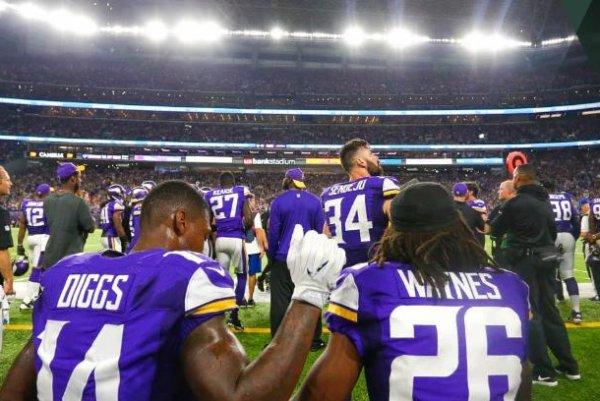 Watch Minnesota Vikings Fans Get Loud In New U S Bank