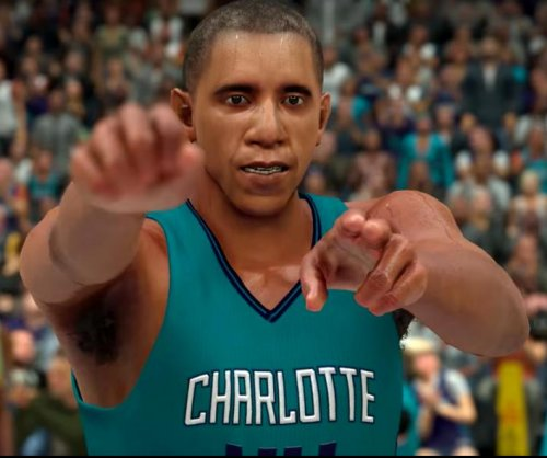 Someone created Barack Obama as playable on NBA 2K and it's amazing