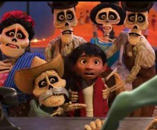 A boy reunites with family in Land of the Dead in new 'Coco' trailer