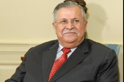 Iraq's first non-Arab president has died in Germany