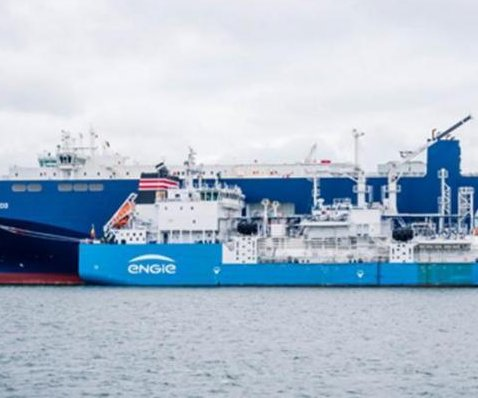 LNG fuel strides continue for French company