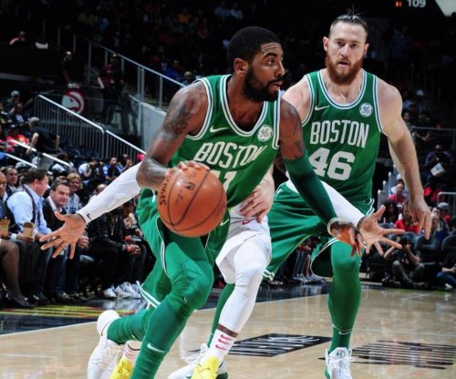 Kyrie Irving preserves Boston Celtics' win streak with 35 vs. Atlanta Hawks