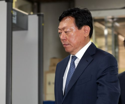 Jailed chairman of retail giant Lotte Group reigns