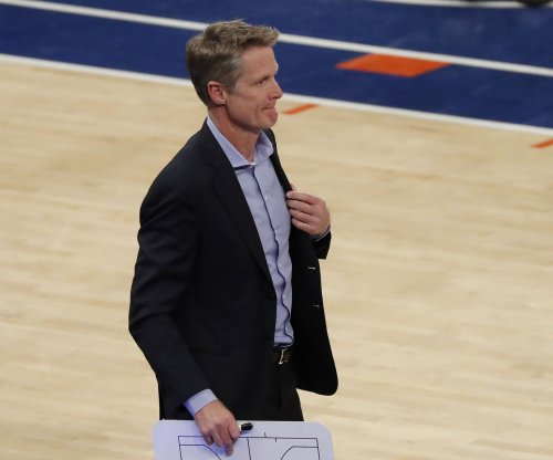Warriors, minus Curry, Thompson, Durant, face Jazz