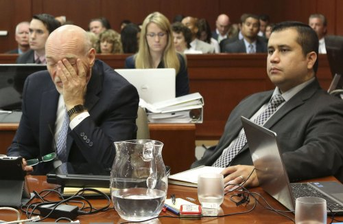 Defense rests after George Zimmerman declines to testify