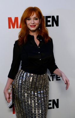 Christina Hendricks was dropped by agency over 'Mad Men'