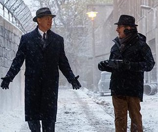 Tom Hanks stars in photo from Steven Spielberg spy film
