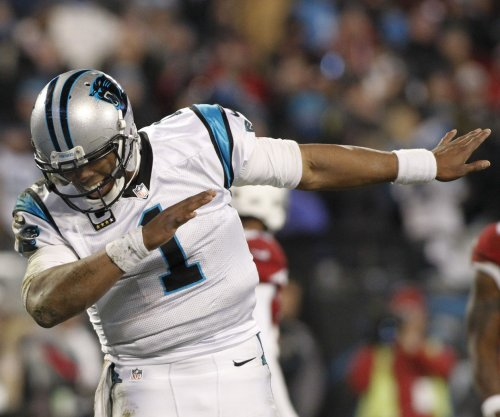 Cam Newton, Carolina Panthers pound Arizona Cardinals, roll into Super Bowl