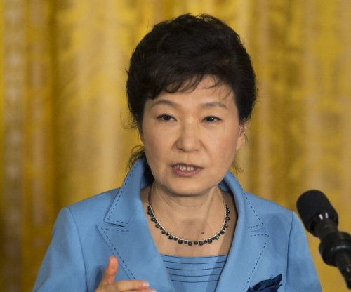South Korea President Park softens stance on North Korea