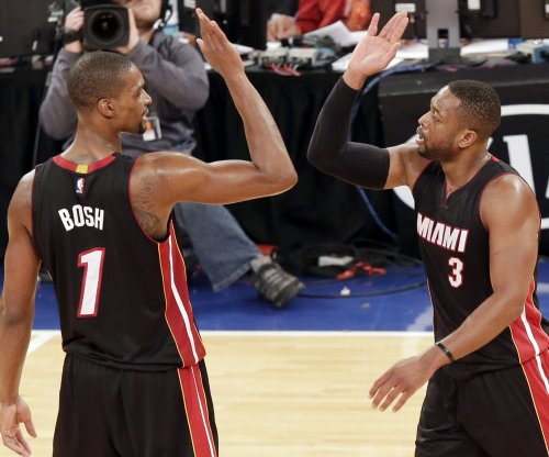 Still no timetable for Chris Bosh's return