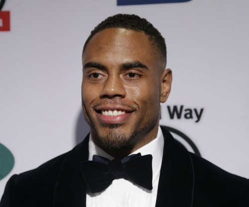 Former New York Giants RB Rashad Jennings on 'Dancing with the Stars'
