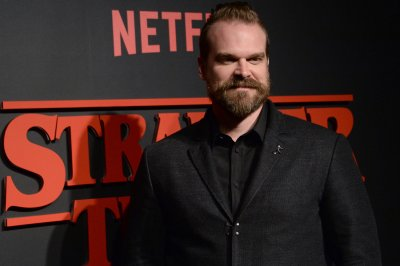 David Harbour shares photo of him dressed for 'Hellboy' re-boot