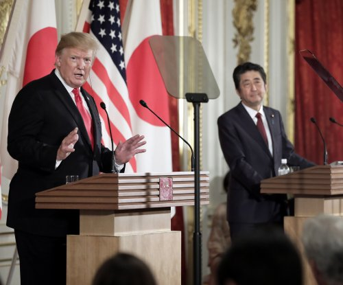 Japan denies report of Trump remarks on decades-old defense pact