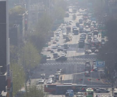 New research shows one-third of South Korea pollutants come from China