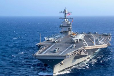 Launch system issues keep aircraft from flying on Ford carrier during tests