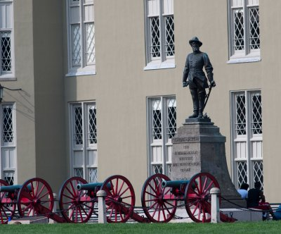 VMI Board of Visitors to move Stonewall Jackson statue