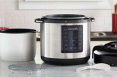 Crock-Pot recalls nearly 1M pressure cookers due to burn risk