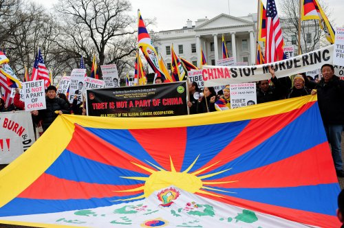 Beijing warns Tibetan separatists