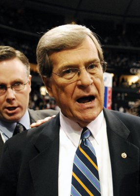 Former U.S. Sen. Trent Lott, R-Miss., has appendix removed
