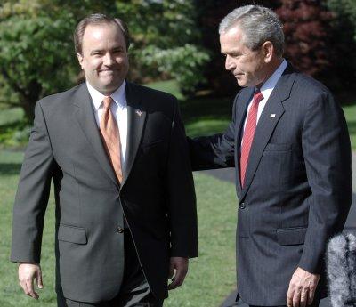 McClellan bemoans Bush's Katrina trip