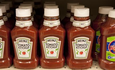 Odd Couple: Heinz and Ford partnering up to research turning tomato fibers into auto parts