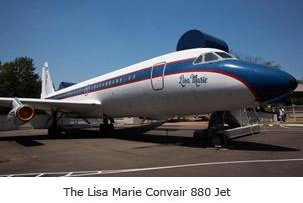 Elvis Presley's 'Lisa Marie' and 'Hound Dog II' planes up for auction