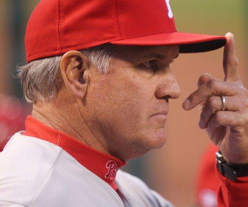 Philadelphia Phillies skipper Ryne Sandberg resigns