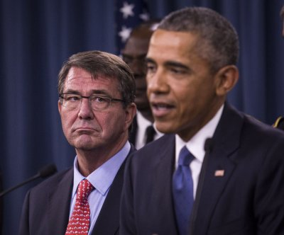 Ashton Carter: U.S. has trained an 'awfully small' 60 Syrian rebels