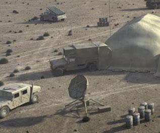 Northrop Grumman tests Battle Command System against cruise missiles