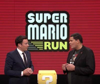 Jimmy Fallon previews 'Super Mario Run', new console Nintendo Switch on 'Tonight Show'